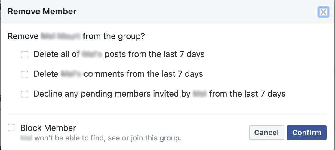 How to delete a group page on facebook